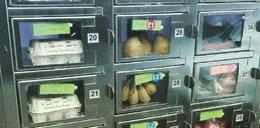 Ta maszyna karze za kupowanie niezdrowego jedzenia