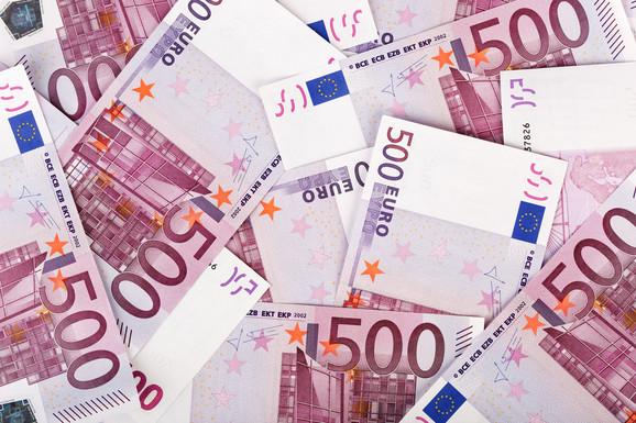 Novčanice od 500 evra