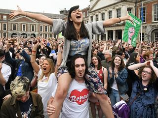 Ireland Votes In Favour of Law Reform In Abortion Referendum