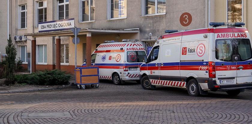 Uwaga pacjenci Szpitala Morskiego w Gdyni. Ogólna izba przyjęć przeniesiona