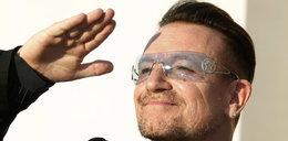 Piosenkarz otarł się o śmierć! W samolocie Bono wypadły drzwi w locie