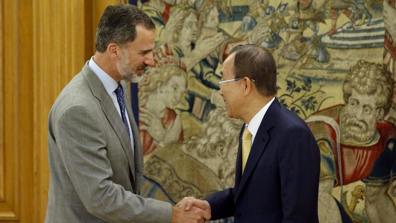 Ban Ki-Moon (P)