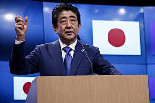 Premier Abe ustąpi w czerwcu? Tak uważa jego poprzednik