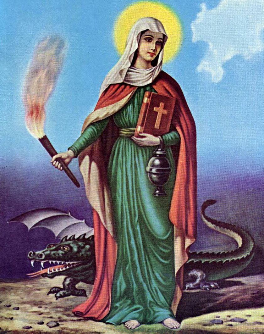 Kim była święta Marta?