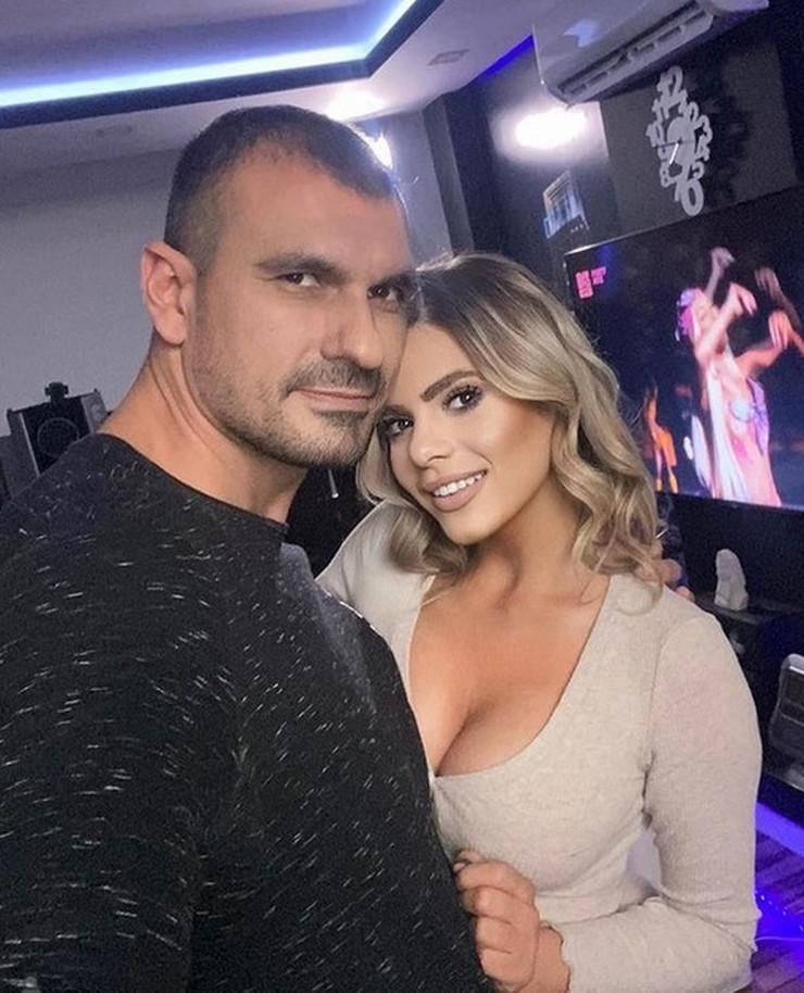 Marijana Zonjić i Igor Kostić