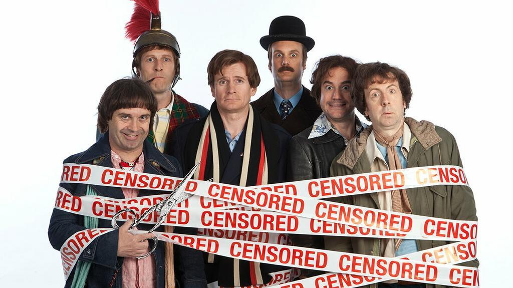 Odleciany cyrk Monty Pythona