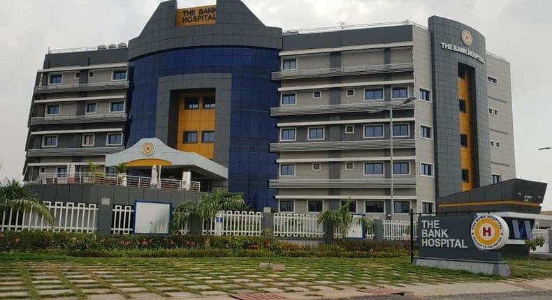 Bank of Ghana hospital