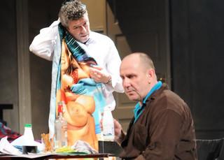 Bezpłatny pokaz sztuki 'Ludzie i Anioły' w Teatrze Współczesnym [ONLINE]