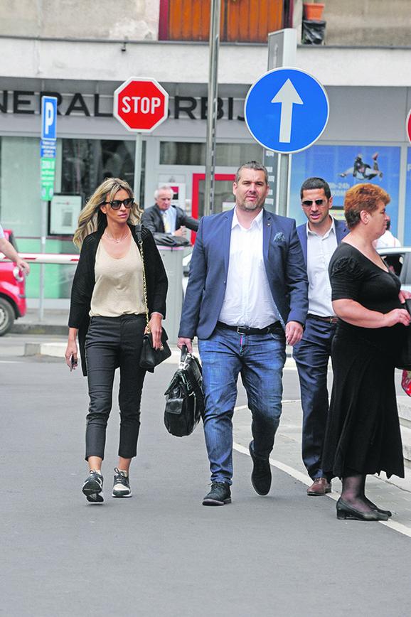 Advokat Momčilo Minić