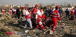 Bomba czy gwałtowne zdarzenie w powietrzu? Eksperci o śmierci 176 osób