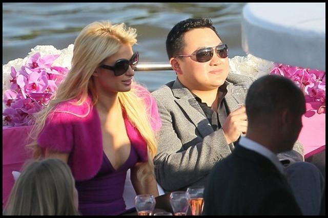 Džo Lou i Paris Hilton