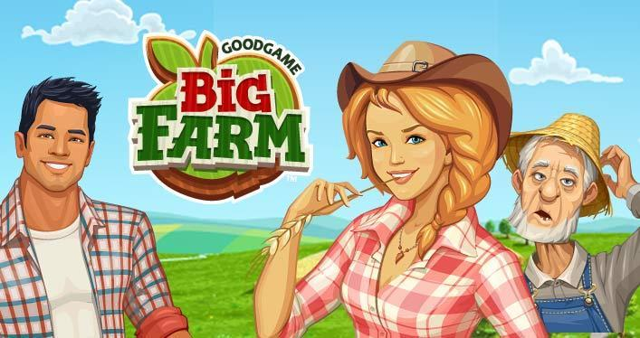 gameplanet Goodgame Big Farm NK
