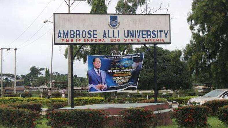 Ambrose Alli University recently made effort to discourage cultism