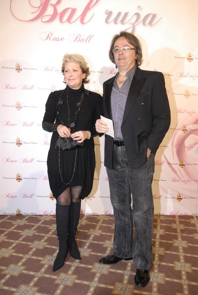 Zlata Petković i Sanja Ilić u Beogradu