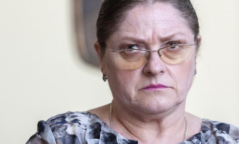 Sędzia Trybunału Konstytucyjnego Krystyna Pawłowicz.