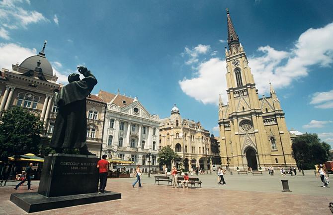 Prelepi Novi Sad