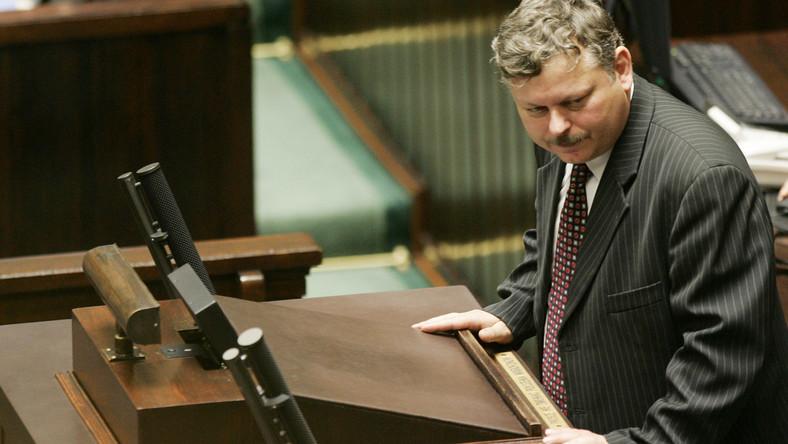 Suski: To komisja do spraw haków na PiS