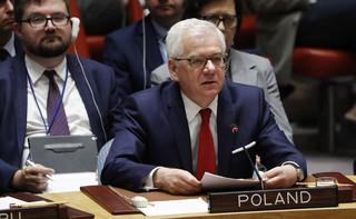 Szef MSZ: Na stanowiskach ambasadorskich nie ma już współpracowników komunistycznych służb