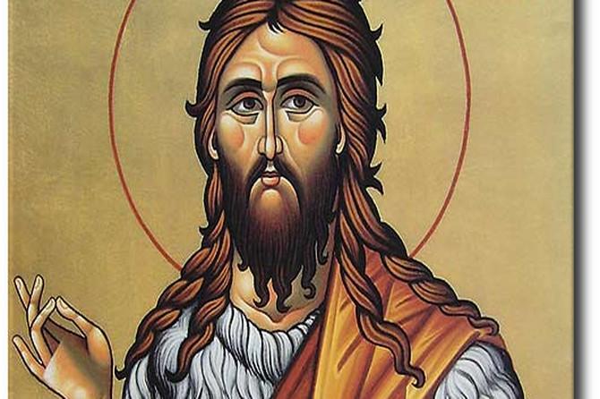 Danas se slavi sveti Jovan Krstitelj: Ljudi veruju da OBAVEZNO treba uraditi ovu stvar sa ikonom, i to već ujutro