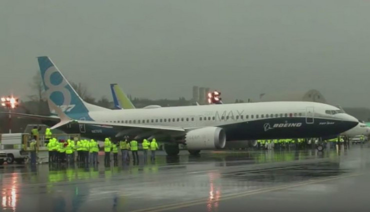 Boing 737 MAX