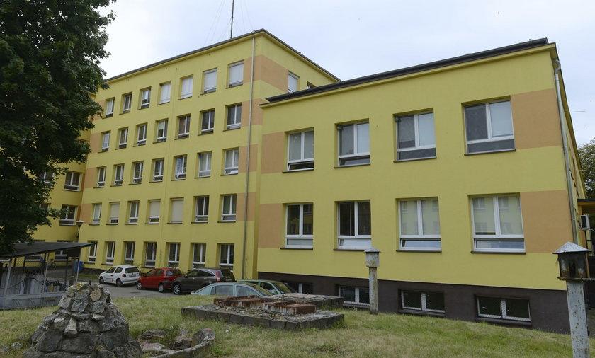 Szpital w Brzegu