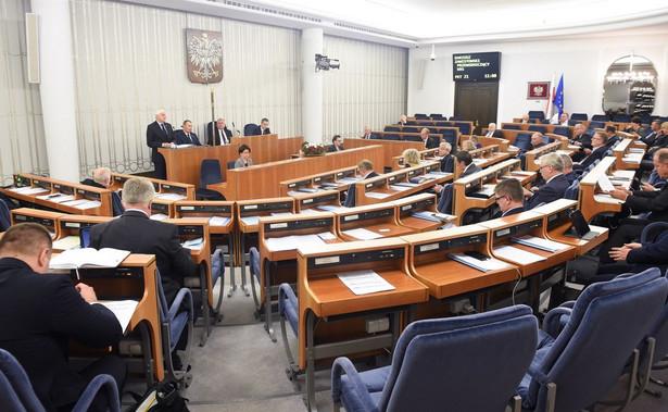 Senat pracuje nad nowelizacją Kodeksu wyborczego