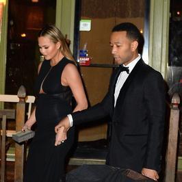 John Legend i Chrissy Teigen niebawem zostaną rodzicami