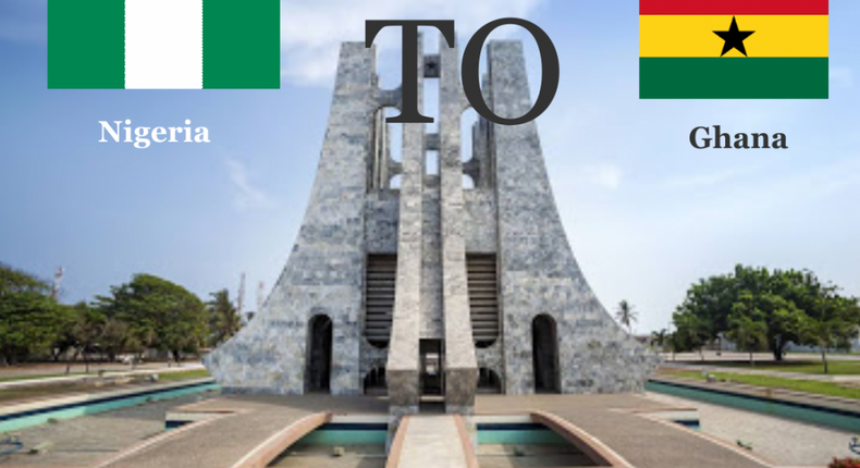 All you need to know about a trip from Nigeria to Ghana [Travellers Niche]