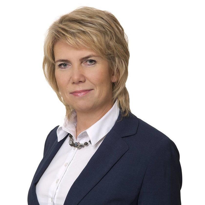 Dorota Tobiszowska.