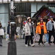 Kinezi u Beogradu sa maskama ili bez