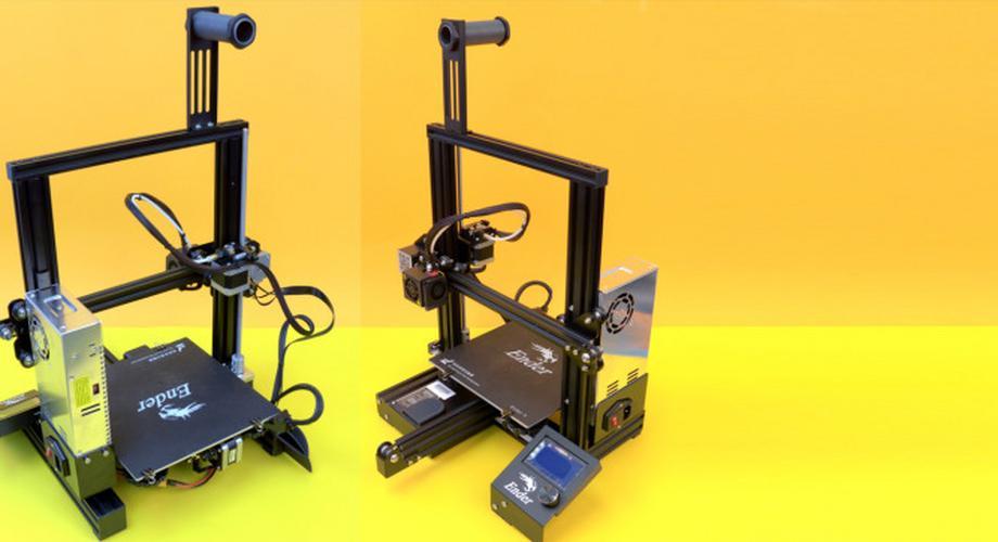 Ender 3 vs. 3 Pro und 5: Kostet der beste 3D-Drucker nur 200€?