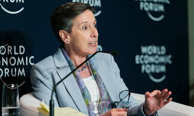 Delia Ferreira Rubio, Chair of Transparency International