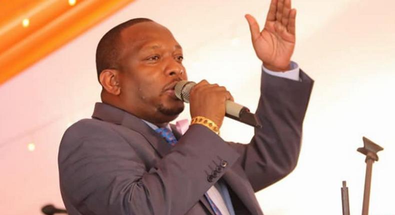 Nairobi Governor Mike Sonko complains to President Uhuru Kenyatta after being overlooked at BBI event