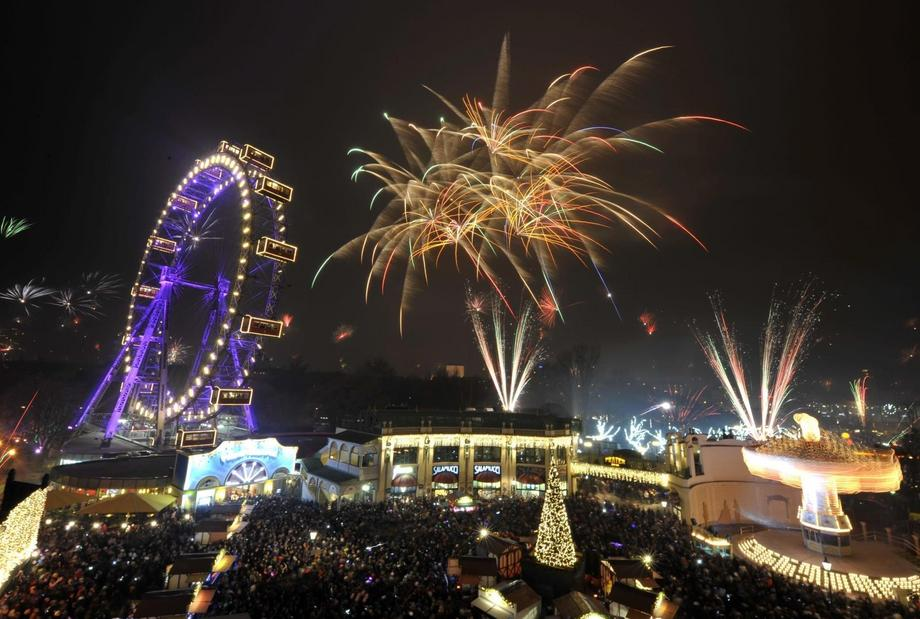 AUSTRIA NEW YEAR 2014