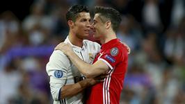 Media: Cristiano Ronaldo i Sergio Ramos namawiali Roberta Lewandowskiego na transfer do Realu Madryt