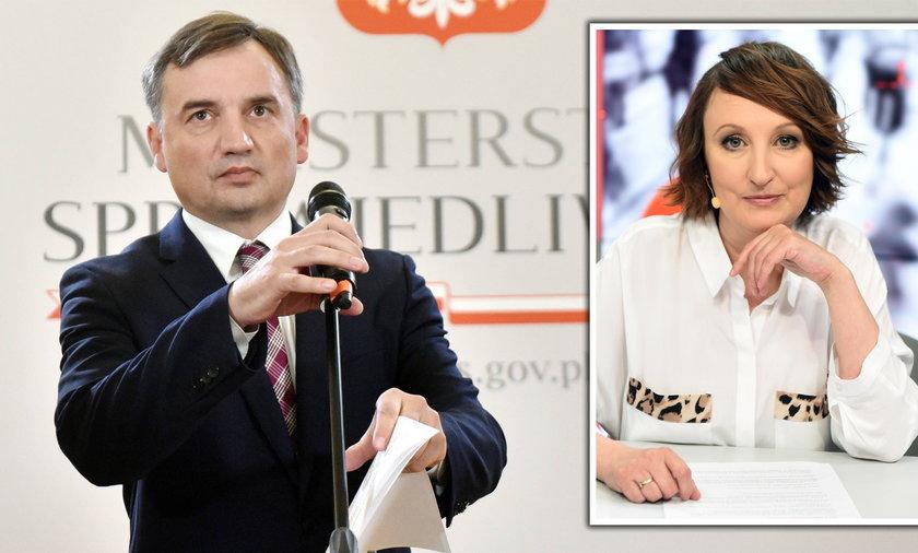 Burzyńska o Ziobrze, Morawieckim i Najwyższej Izbie Kontroli