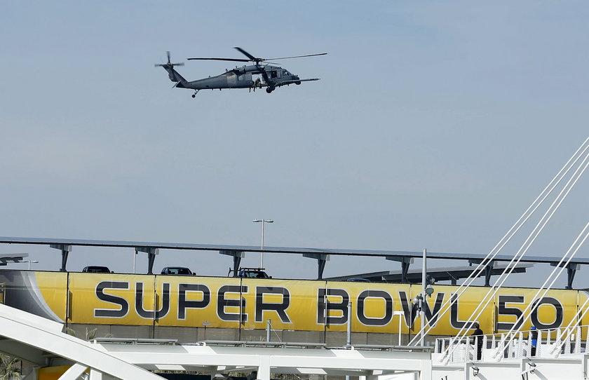 Wydał 21 tys. dolarów na bilety na Super Bowl bez wiedzy żony