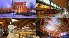 Najpiękniejsze dworce kolejowe w Polsce - ranking
