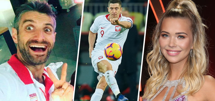 Gwiazdy typują wynik meczu Polska-Słowacja! Czy wszyscy wierzą, że uda nam się wyjść z grupy?