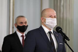 Wróblewski: Zamierzam opuścić polityczną agorę i nie angażować się w spory ideologiczne