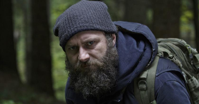 Rebrow (w tej roli Leszek Lichota) powraca na ekran w II sezonie Watahy