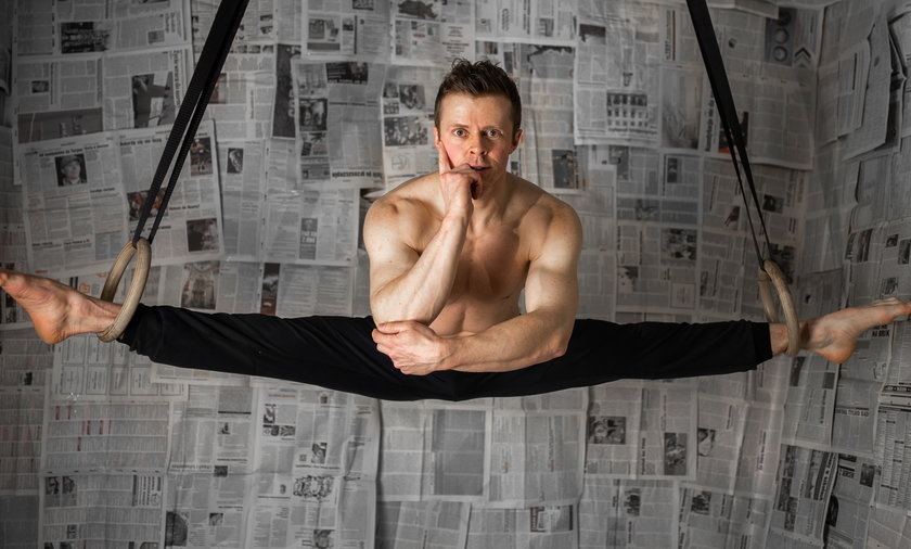 Wadowicki akrobata.