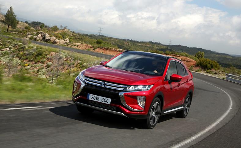 Mitsubishi Motors planuje wzmocnić swoją pozycję w segmencie SUV-ów i pickupów z napędem na cztery koła i wprowadzić 11 nowych samochodów, włączając w to modele XPANDER i Eclipse Cross (foto)
