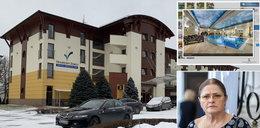 Krystyna Pawłowicz wśród stu osób, które opuściły budynek. W hotelu Malinowy Zdrój wybuchł pożar. Pawłowicz komentuje sprawę