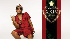 "BRUNO MARS - ""24K Magic"""