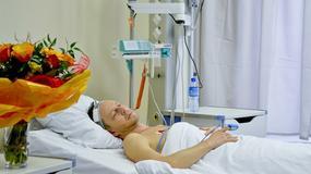 """""""Pierwsza miłosć"""": Zbyszek odwiedza Michała w szpitalu"""
