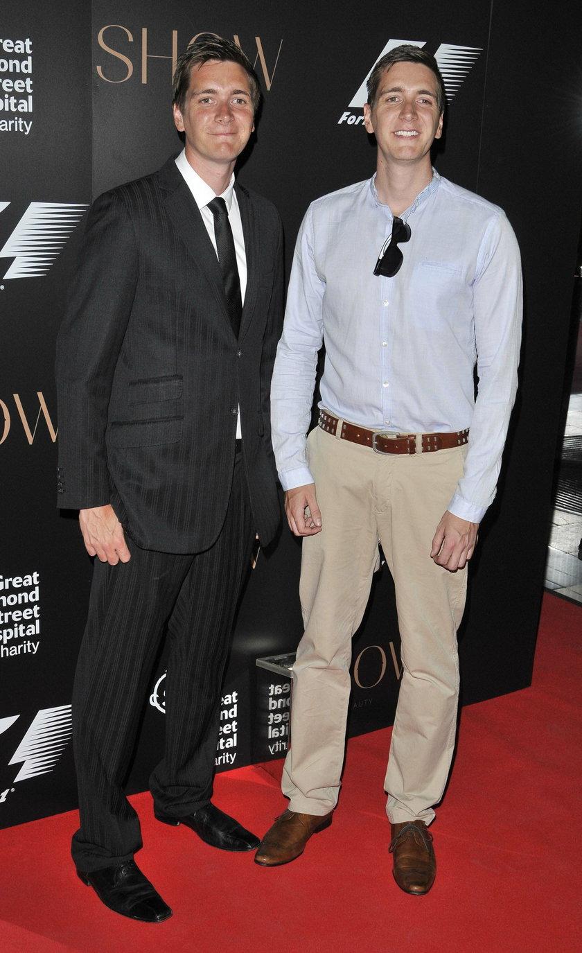 James Phelps i Oliver Phelps