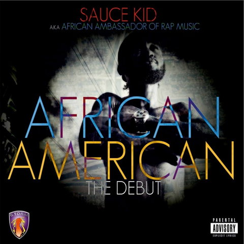 'African American,' Sinzu's debut album. (360nobs)