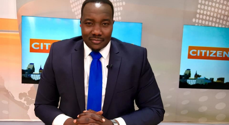 Willis Raburu shares little known details about his career as he celebrates 7 years as a News Anchor