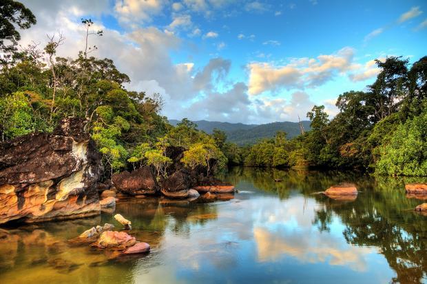 Park Narodowy Masoala, Madagaskar